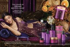 Sleep Intense Range Ad