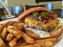 country barn's burger